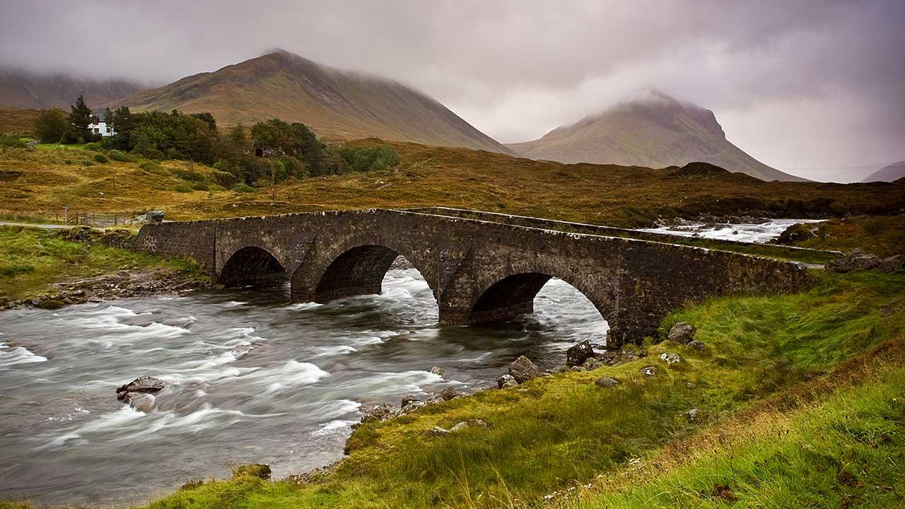 Car Rental In Skye Scotland